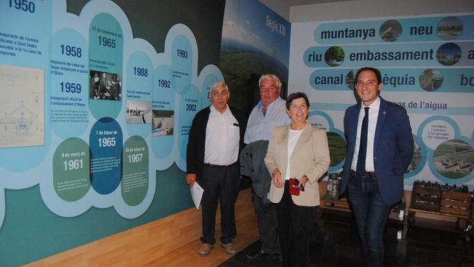 """Cunillera: """"L'Estat col·laborarà per modernitzar el Canal d'Urgell"""""""
