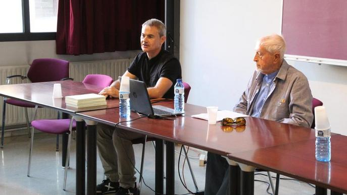 La UdL rep el llegat literari del lleidatà Miquel Lladó