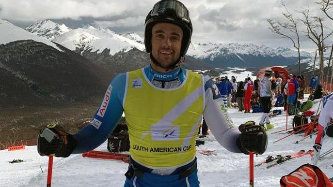 Àlex Puente guanya el circuit de gegant de la Copa Sud-Americana