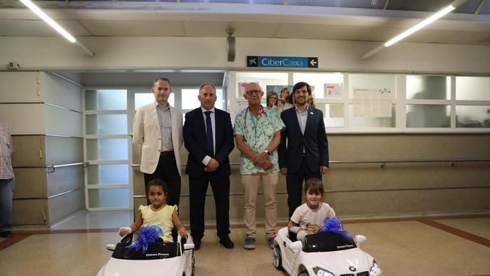Pediatria de l'Arnau sobre rodes