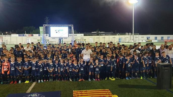 El Mig Segrià presenta els seus 255 jugadors