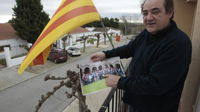 Mor l'exalcalde socialista de Gimenells Antonio Miguel Pardos