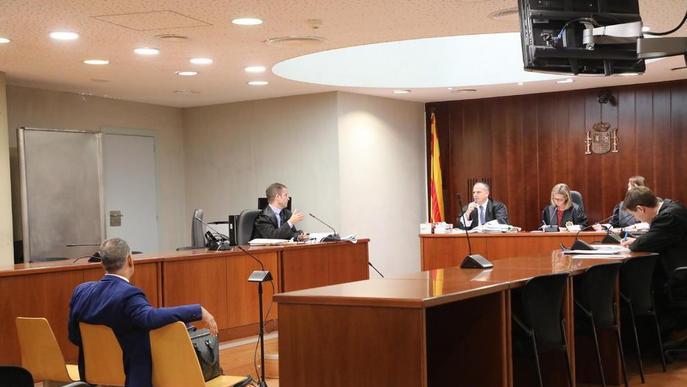 L'Audiència absol l'acusat d'estafar dos milions a Ros Roca