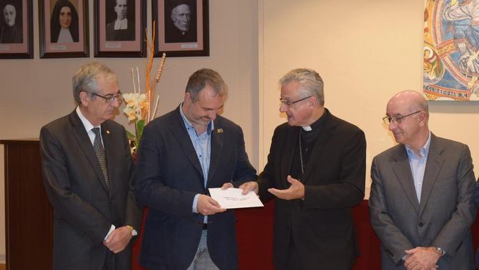 Donen 500.000 € per millorar la residència de gent gran de la Seu