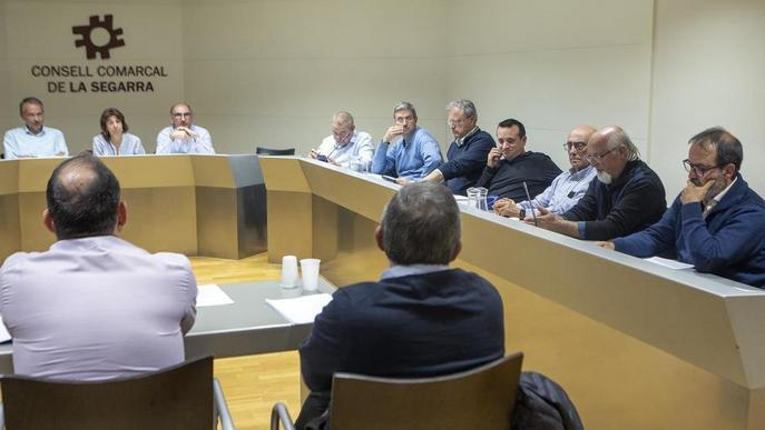 La Segarra invertirà el PUOSC en la xarxa de proveïment