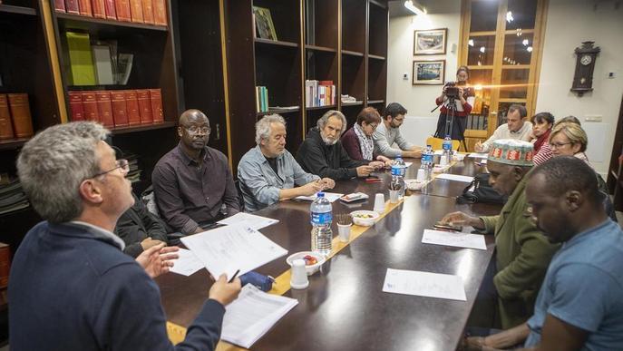 Guissona constitueix el consell dels seus 5 barris