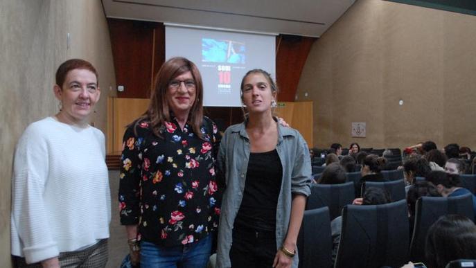 'Enfemme' treu a la llum a Lleida el transformisme barceloní
