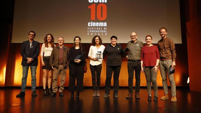 'La hija de un ladrón', millor pel·lícula al Som Cinema