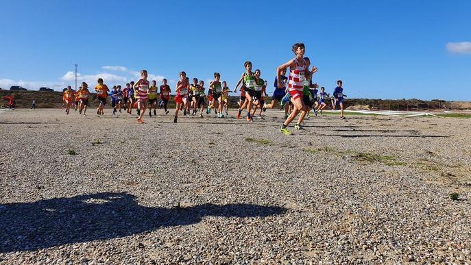 El Cros Culleré reuneix 650 atletes