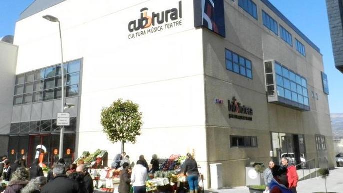 Artesa de Segre apuja taxes i cobrarà pel centre cultural