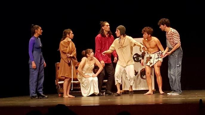 Tres premis més per a la companyia de teatre lleidatana InHabitants