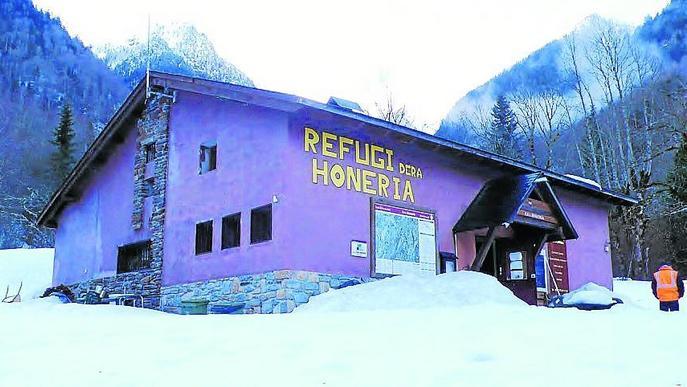 Més de 450.000 euros per reformar un refugi de Canejan