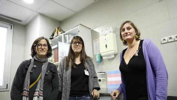 La consulta del CAP de Ferran per a transsexuals ha atès disset persones