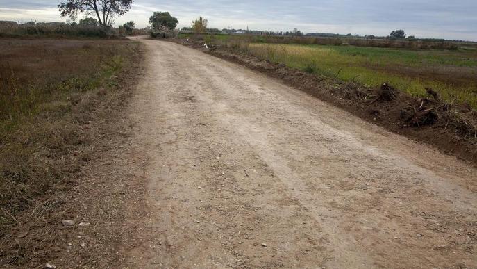 El Govern millora 5 quilòmetres de camins de Castellserà