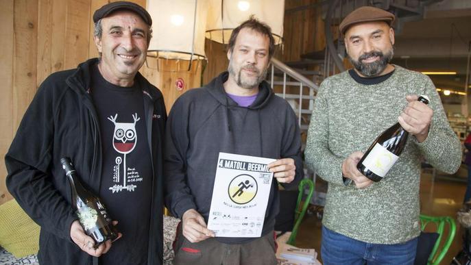 Creen a l'Urgell un híbrid entre cervesa i vi