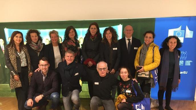 El Guindàvols, en un projecte europeu sobre mobilitat