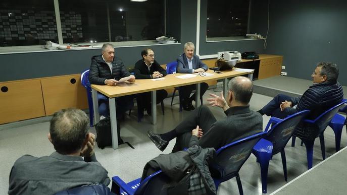El Lleida Bàsquet SAD compleix amb el tràmit de la junta d'accionistes