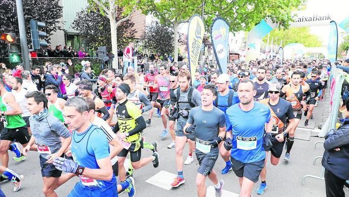 Rècord femení a la Rodi Mitja Marató de Lleida