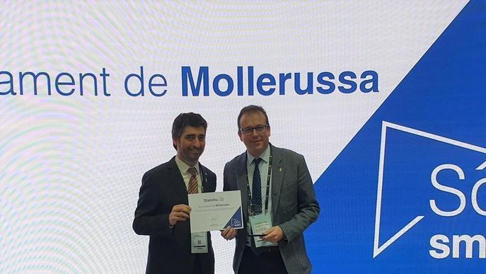 Premi a Mollerussa per l'aposta tecnològica