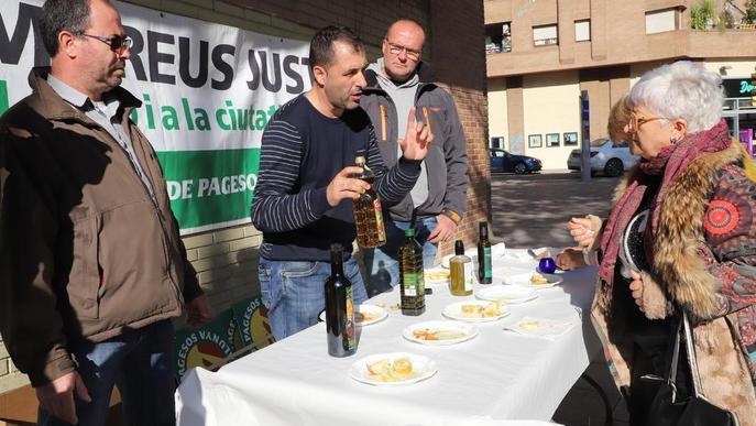 "UP denuncia ""frau al consumidor"" en l'oli verge"