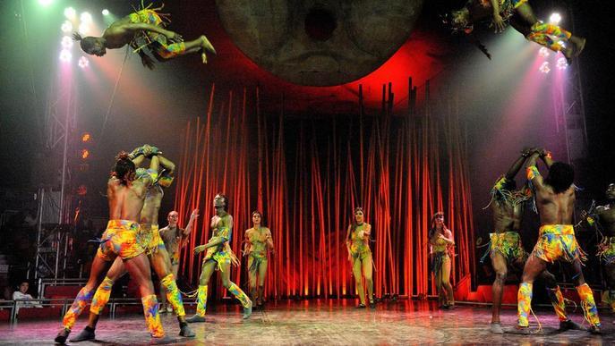 Il Circo Italiano porta a Lleida el seu espectacle