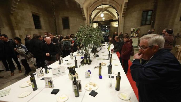 La DO Garrigues aposta per la qualitat de l'oli verd