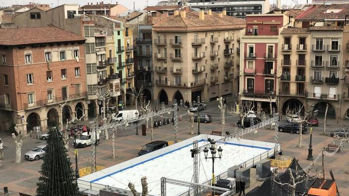 #Nadal2019: Nadal sobre gel a Sort i Balaguer