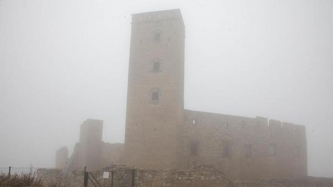 Ciutadilla recupera accessos i la cisterna del castell