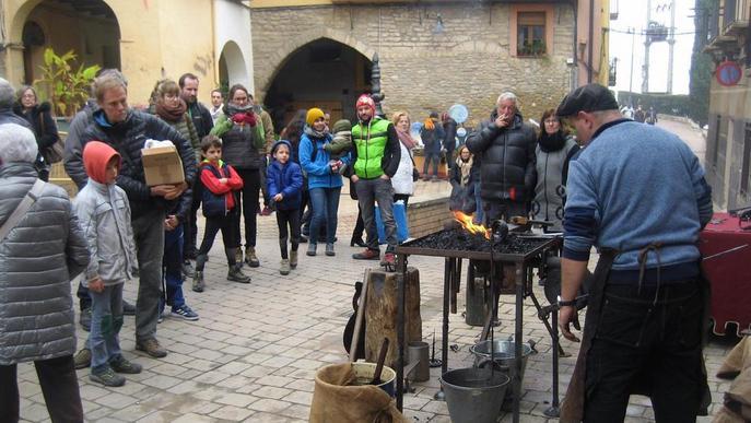 Itinerari artístic en la clausura de la Fira d'Àger