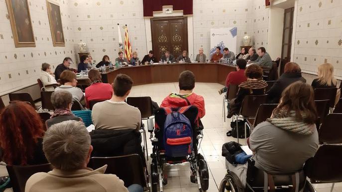 Pacte per eliminar barreres arquitectòniques a la Seu