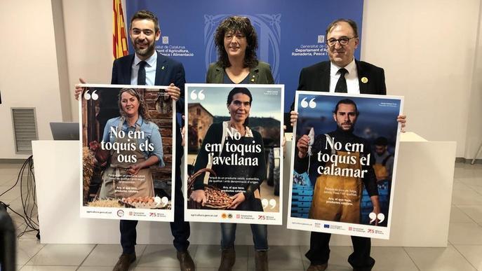 Jordà exigeix a Madrid ajuts per la crisi de la fruita dolça