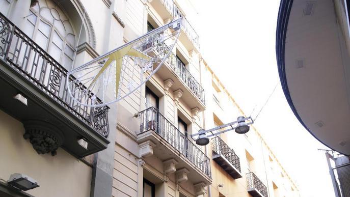 Els veïns del bloc desallotjat del carrer Major no podran tornar ara per ara als pisos