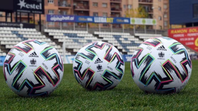 El Lleida passa al 4 de gener el partit amb el Castelló