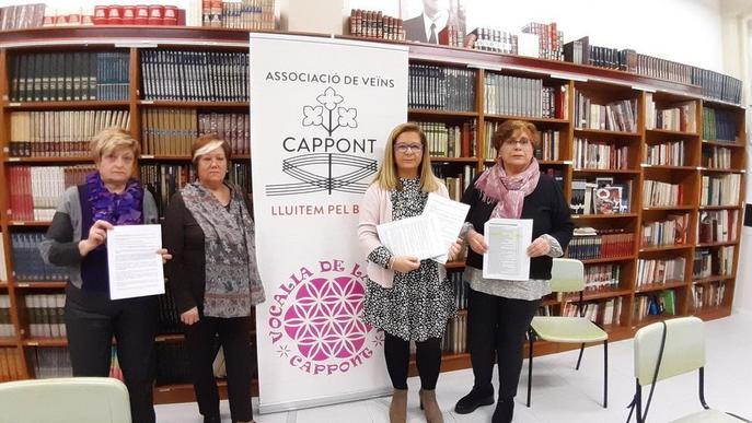 Cappont denuncia irregularitats en els pressupostos participatius