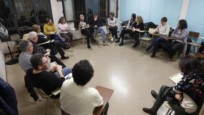 Reclamen un compromís dels polítics per al Morera