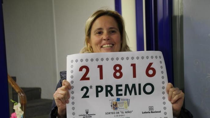 El sorteig del Nen deixa prop d'un milió d'euros del primer i el segon premis a Lleida