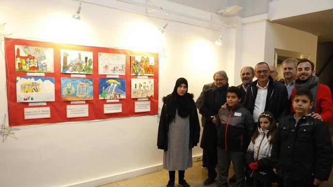 Gairebé 300 dibuixos en el concurs d'il·lustracions de Nadal