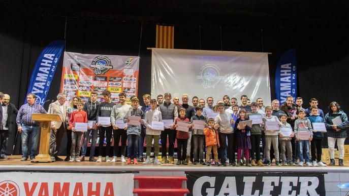 El Moto Club Segre celebra la gala anual