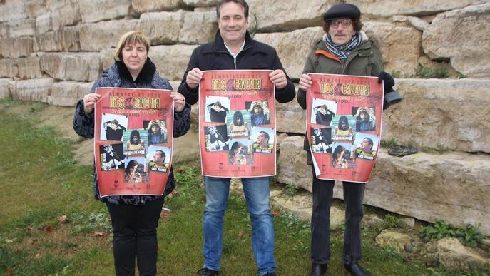Nou cicle de cantautors a Almacelles amb sis artistes