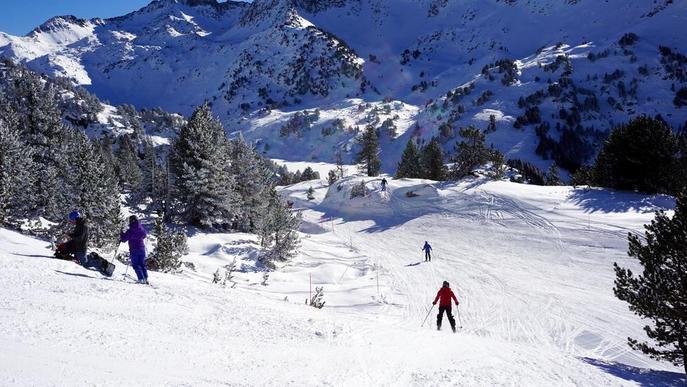 El World Snow Day omple les estacions d'activitats