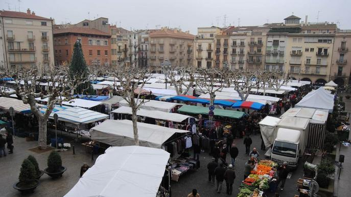 Propostes per modernitzar el mercat de Balaguer