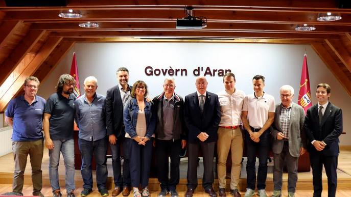 Pirineus-Barcelona inclou una vila olímpica a Vielha