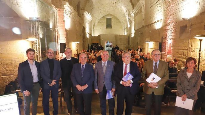 Front comú per impulsar la província de Lleida