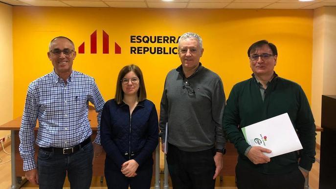 El 46% dels funcionaris de la presó de Lleida supera els 55 anys