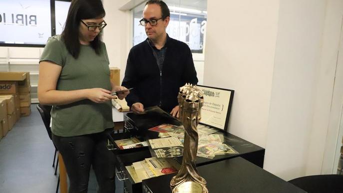 Arriba a la UdL el fons del cineasta lleidatà Francesc Betriu