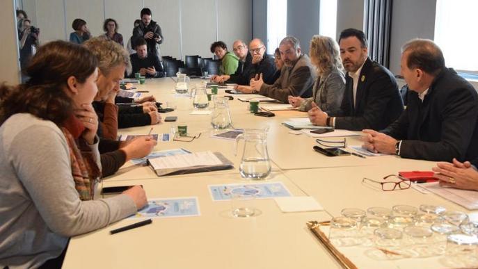 Debat sobre la reforma horària al Pirineu de Lleida