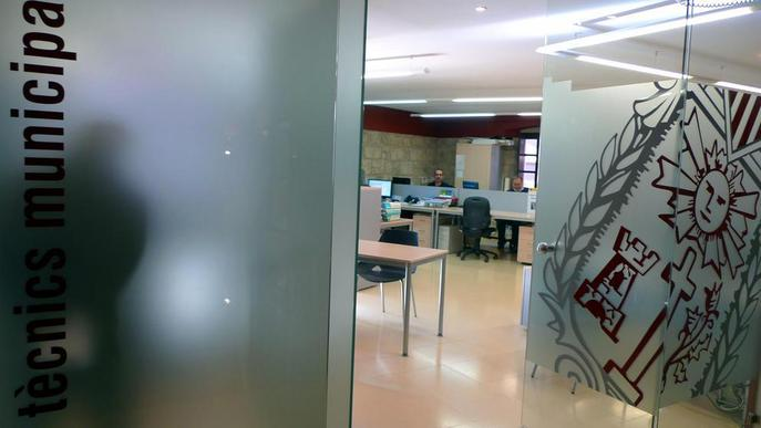 Borsa de treball per a arquitectes a l'ajuntament de Solsona