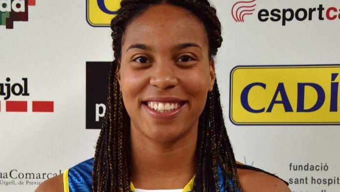 Moore, del Cadí, millor jugadora de l'última jornada