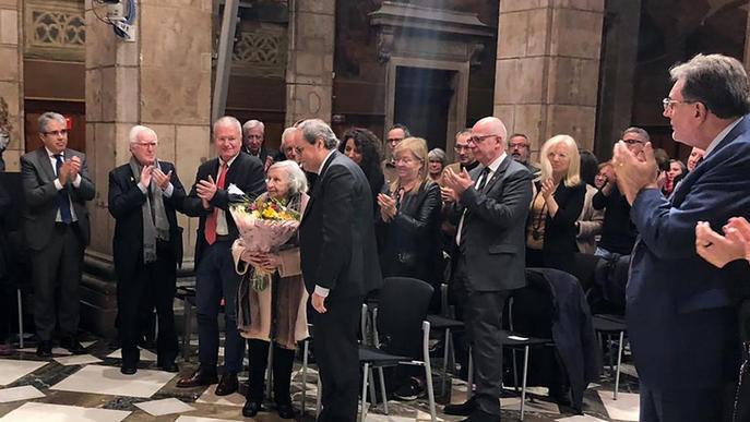 La Generalitat dedica un any a reviure la figura de Josep Benet