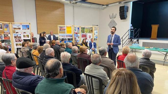 Torrent visita el Segrià i dóna suport als agricultors
